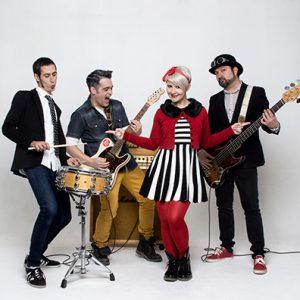 Dubbi Kids rock band